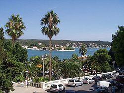 Maó-Mahón Harbour