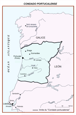 Second County of Portugal