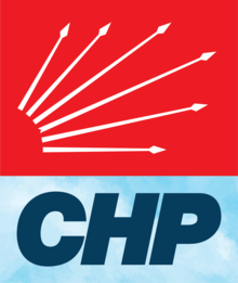 Logo of the Republican People's Party