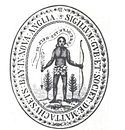 殖民地徽章 of Massachusetts