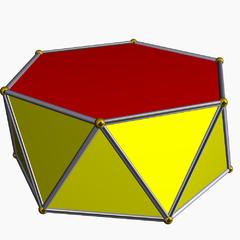 六角反棱柱