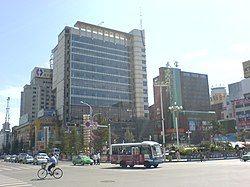 延吉市, 2010.