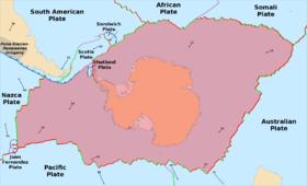 南极洲板块