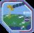 Landsat 7 mission patch