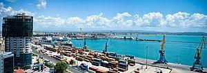 Panorama of Durres Port.jpg