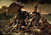 """The Raft of the Medusa"""
