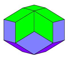 菱形二十面体