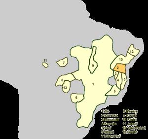 Kamakan languages.png