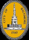 巴尔的摩官方图章