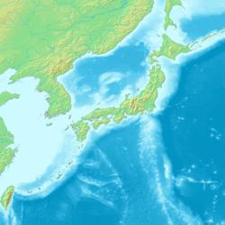 东京都市圈在日本的位置
