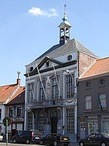 Assenede old town hall