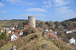 Hohenfels Castle