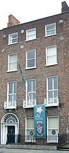 NUI offices, Merrion Square, Dublin