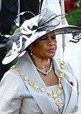 Sandra Mason in 2019