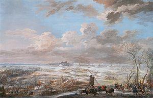 Siège de Bruxelles 1746 - L. N. van Blarenberghe.jpg