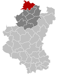 Durbuy Luxembourg Belgium Map.png