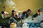 河船商贩文化