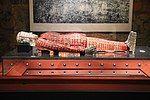南越文王墓出土的丝缕玉衣