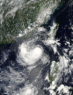 热带风暴圆规
