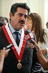 Primer Vicepresidente del Congreso Participó en Actos Conmemorativos por Aniversario De Lima (6909941107).jpg