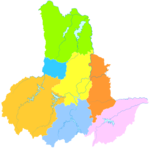 Administrative Division Lu'an.png