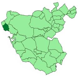 在加的斯省的位置