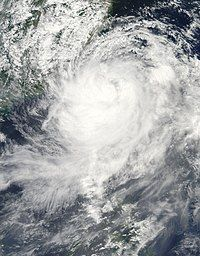 台湾史上死伤最惨重热带气旋——2009年莫拉克