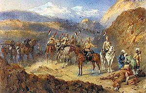 Caton Woodville - Battle of Kandahar.jpg