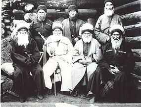Karachay patriarchs in the 19th c.jpg