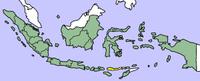 Location of 弗洛勒斯岛
