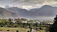 Gilgit City a View from Gilgit serena hotel.jpg