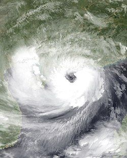 强台风黑格比