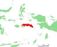 Location of 斯兰岛