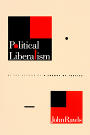 Beige book cover with simple black and red shapes
