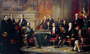 Edouard Dubufe Congrès de Paris.jpg