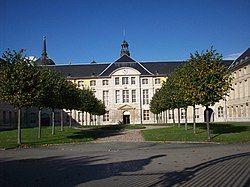 位于鲁昂的省会大楼