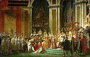 Jacques-Louis David - The Coronation of Napoleon (1805-1807).jpg