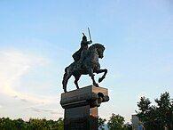 Monument of Khan Krum in Plovdiv.jpg