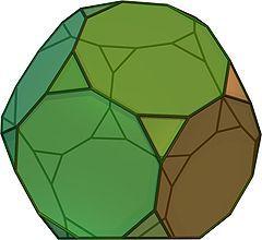 截角十二面体