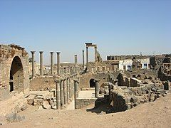 An ancient village discovered from sands - panoramio.jpg