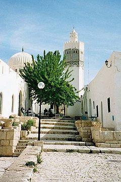 A mosque in El Kef