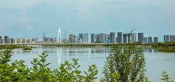 Fushun Skyline