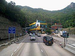 HK Lion Rock Tunnel Kowloon Section.jpg