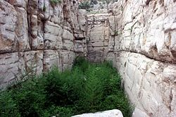 济北王墓墓道
