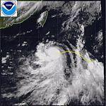 1989 Pacific typhoon Faye (Elang) July 9.jpg