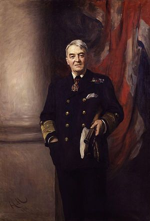 John Arbuthnot Fisher, 1st Baron Fisher by Sir Hubert von Herkomer.jpg