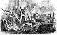 June Rebellion in Paris