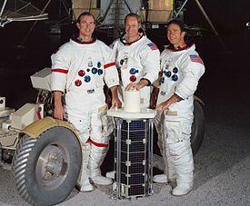 左起:斯科特、沃尔登、艾尔文