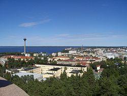 市中心景观
