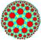 扭棱三阶七边形镶嵌